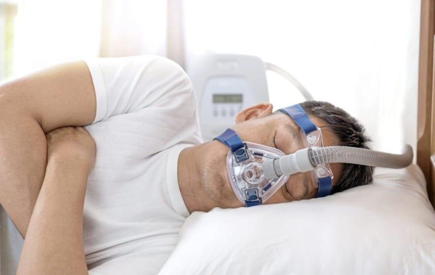 apneia do sono mascara cpap